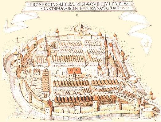 Historical sketch of Bardejov.