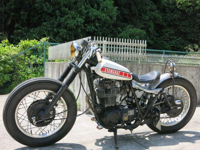 63 Sr400 Sr400 Sr500のカスタムバイクショップ 2 Erツーパーセンター カスタムバイク バイクショップ バイク
