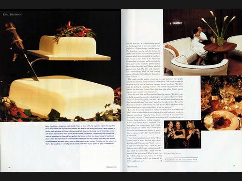 Kate & Tony at #Eltham Palace - #WeddingDay #magazine (Aug/Sept 03) - Catmon Photography +44 (0)20 71005476