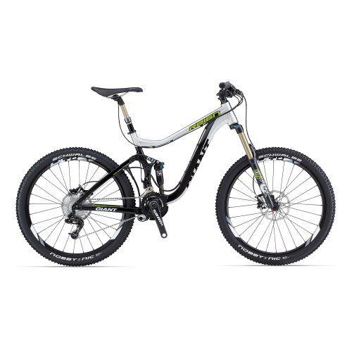 Giant Reign 0 MTB Full Suspension Bike grey/black (2013) - http://mountainbikesforsales.com/giant-reign-0-mtb-full-suspension-bike-greyblack-2013/