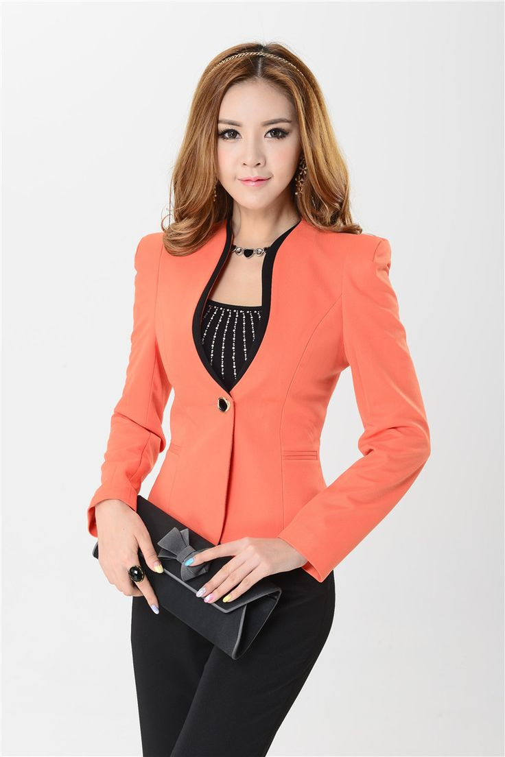 nice Style brand new 2015 fall as well as winter season business wear for ladies models stylish pant as well as overcoats in addition dimension lemon free of charge delivery