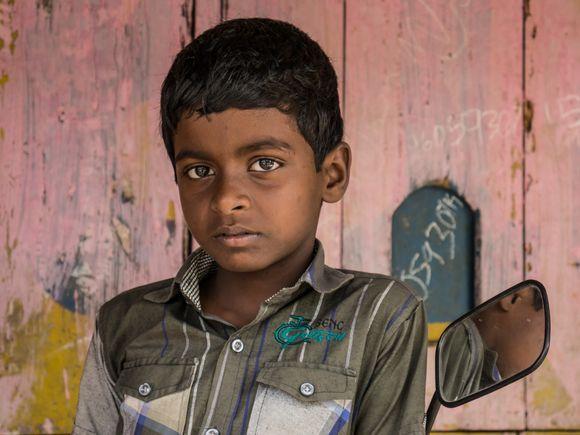 Boy from Idukki