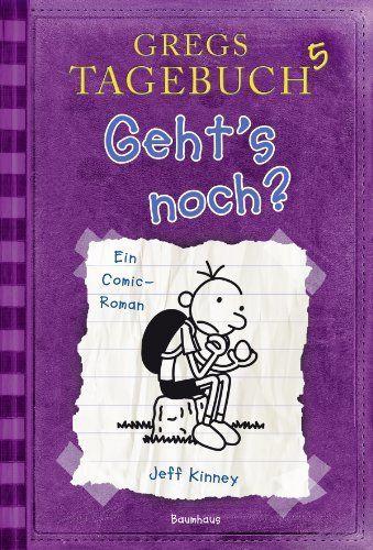 Gregs Tagebuch 5 - Geht's noch? (German Edition) by Jeff Kinney. $6.56