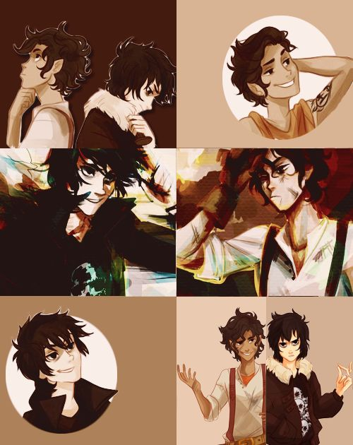 67 best Random PJO couples images on Pinterest | Solangelo ...