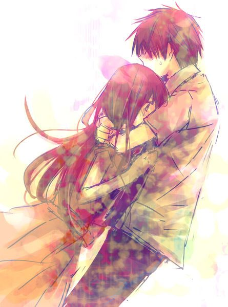 KIMI NI TODOKE! .. my favorite anime ever.. ;_;