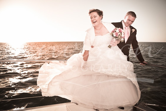 Yacht Wedding, Hervey Bay