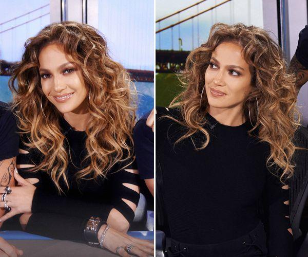 'American Idol' Judge Jennifer Lopez's Throwback: '80sHair