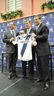 Herbalife and LA Galaxy Sponsorship imageLeague Soccer, Sponsorship Image, Herbalife International, Major League, Galaxies Sponsorship, Soccer Mls, Of Galaxies
