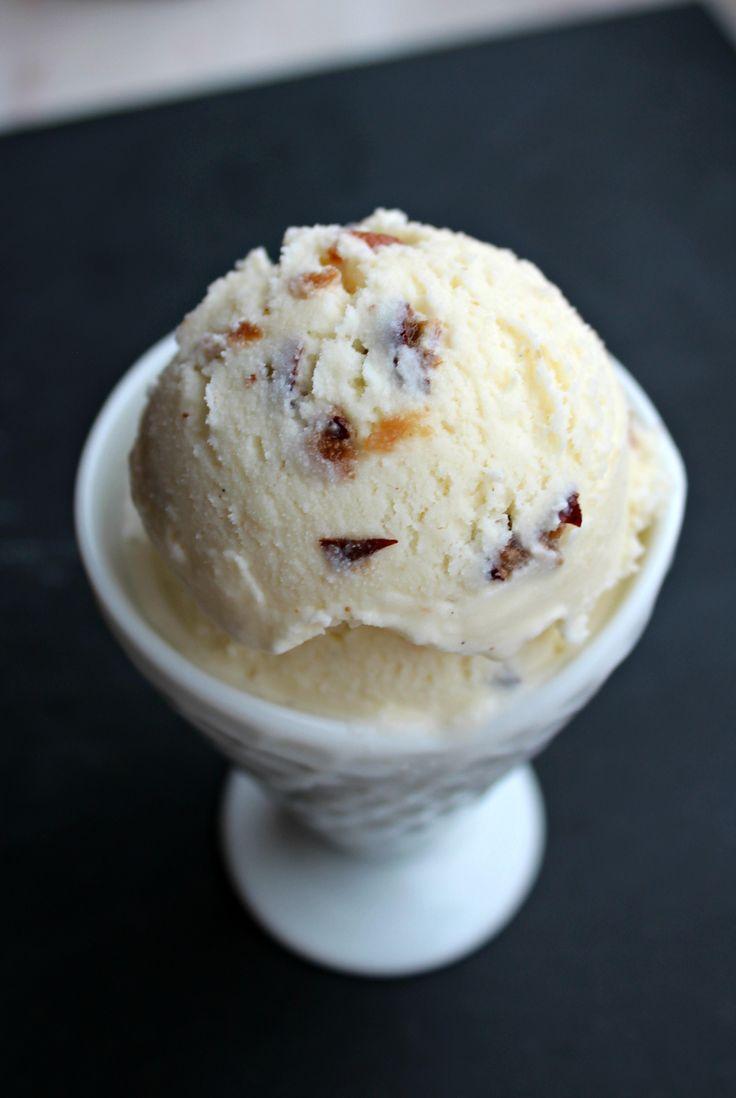 Gelato alla vaniglia - wonderful! @allrecipesit #gelato #glutenfree