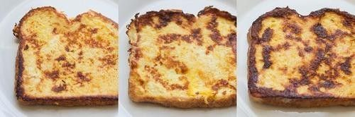 One of the best french toast recipes you'll ever need says YAHOO..WILL TRY THIS ONE..DESCRIBES EGG TO MILK RATIO WHICH IS WHAT I NEED TO MAKE NON-SOGGY TOAST