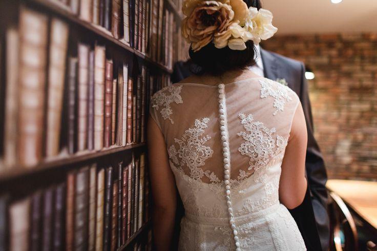 Swiss Alps Destination Wedding | @rosaclara Bridal dress www.lauradovaweddings.com