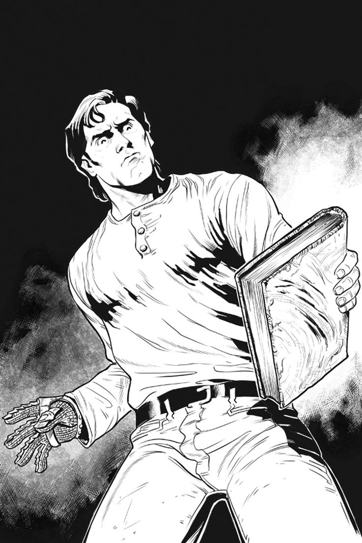 Ash Williams Runs for President Against the Army of Darkness - Comic Vine