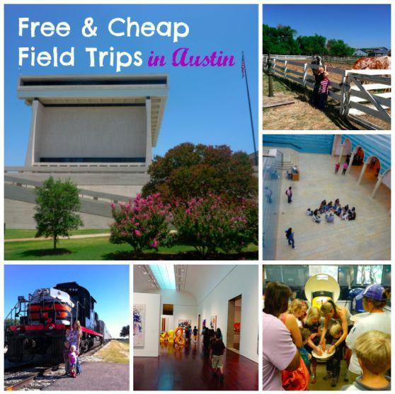 Free Fun in Austin: Free & Budget-Friendly Field Trips in Austin, 2014 Edition