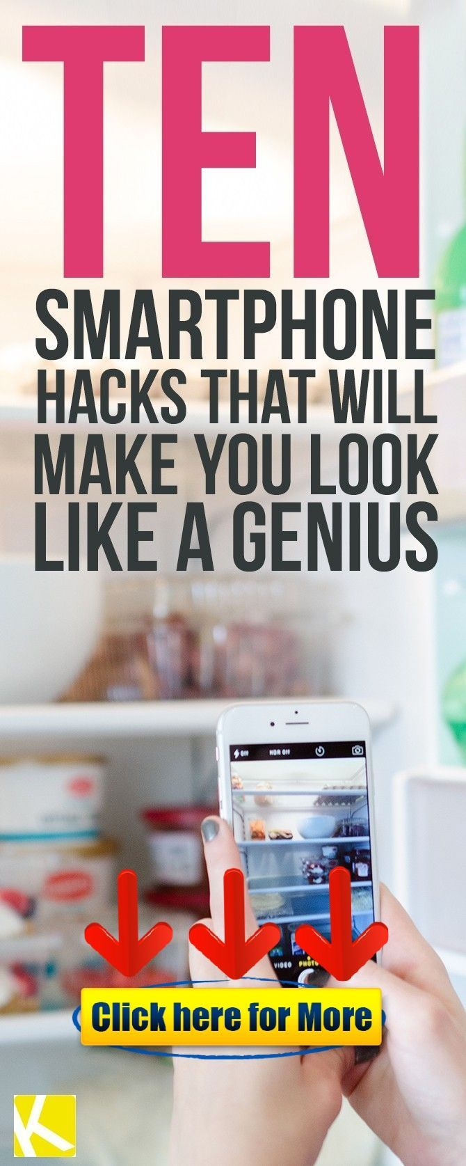 10 Genius Smartphone Hacks That Will Change Your Life 👈 #app #iphone #ios #sa…