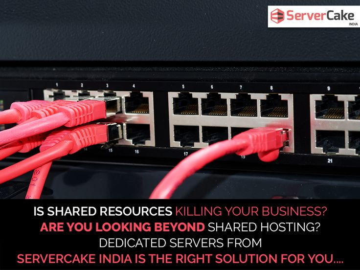 Is Shared Resources killing your Business? Are you looking beyond Shared Hosting? Dedicated Servers from ServerCake India is the right solution for you.... #DedicatedServer #WHM #SSD #ServerCakeIndia