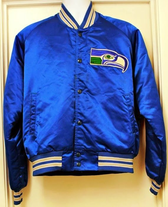 factory price 8bb8d f4a82 History's Dumpster: GO HAWKS!!! (Vintage Seattle Seahawks ...