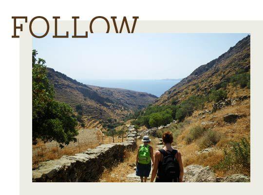Follow the ancient path to Karthea