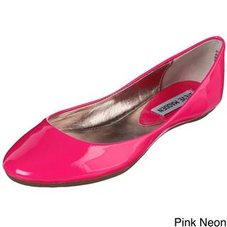 Steve Madden Women's 'P-Heaven' Ballerina Flats | Overstock.com. For $20 I think these belong in my closet.