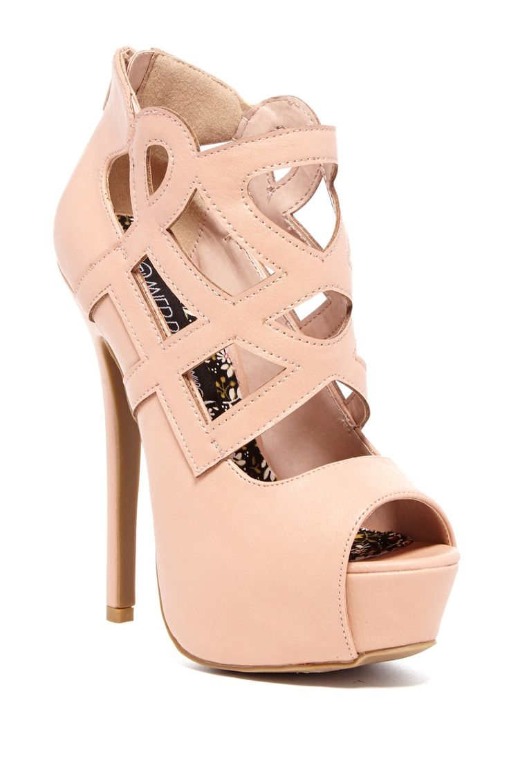 Jacklyn Cutout High Heel by Legend Footwear on @nordstrom_rack