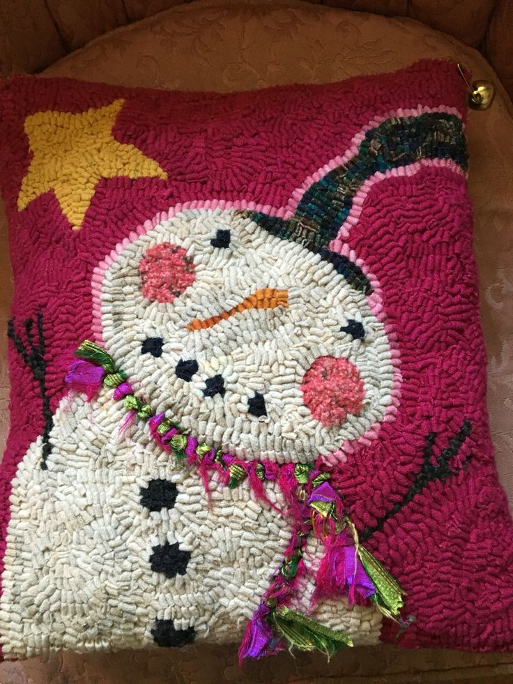 88 Best Rug Hooking Small Projects Images On Pinterest