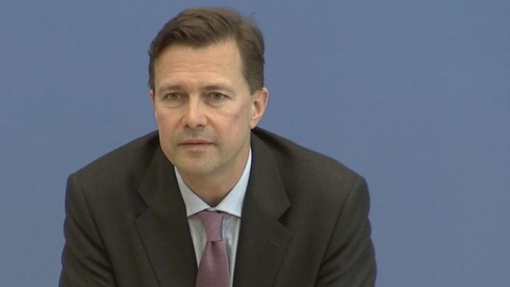 Merkels Sprecher äußert sich: Böhmermann ist Thema in der Bundespressekonferenz