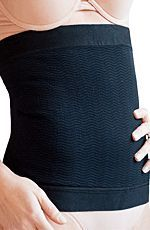 Silver Wave Active Massage Abdominal Band by Solidea