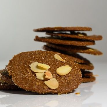 Ginger & Spice Wafers