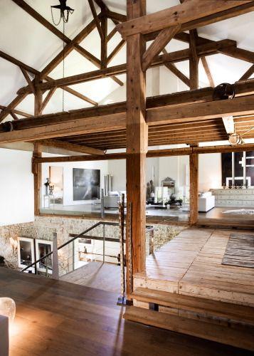 une ferme vivre photographie d architecture d int rieur ferme r am nag e architecture. Black Bedroom Furniture Sets. Home Design Ideas