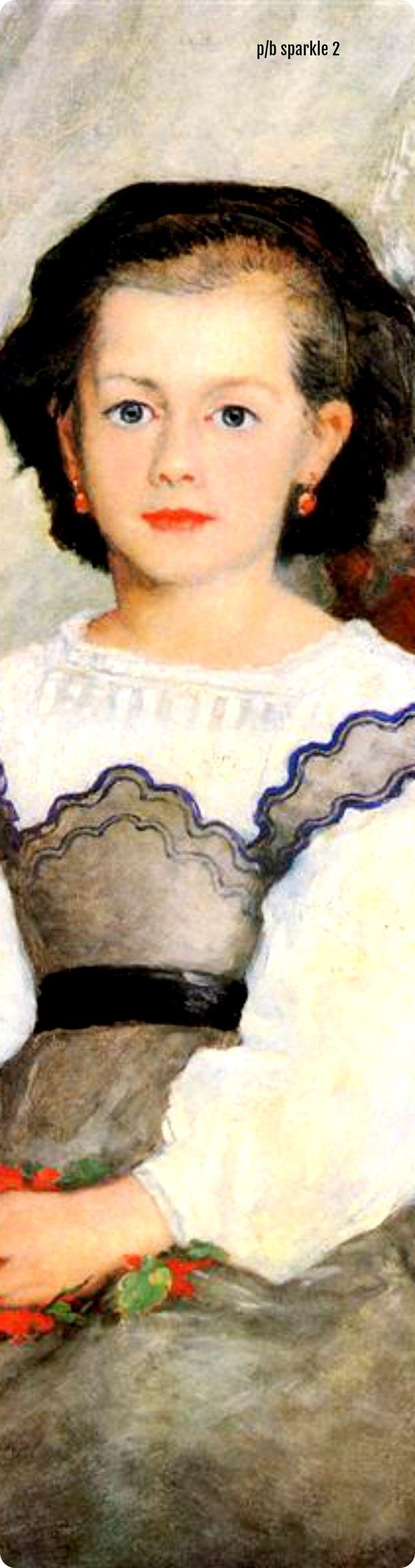 Pierre-Auguste Renoir (1841-1919): Romaine Lascaux, 1864