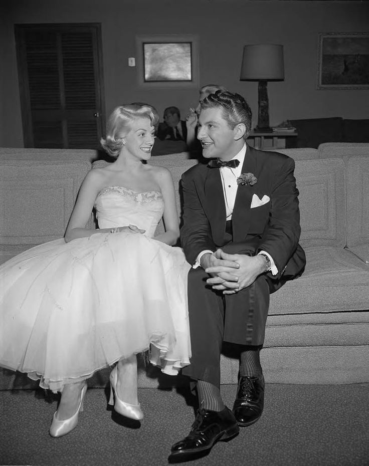 Rosemary Clooney and Liberace, ca. 1954 There has never been a more fabulous photograph ever. EVER