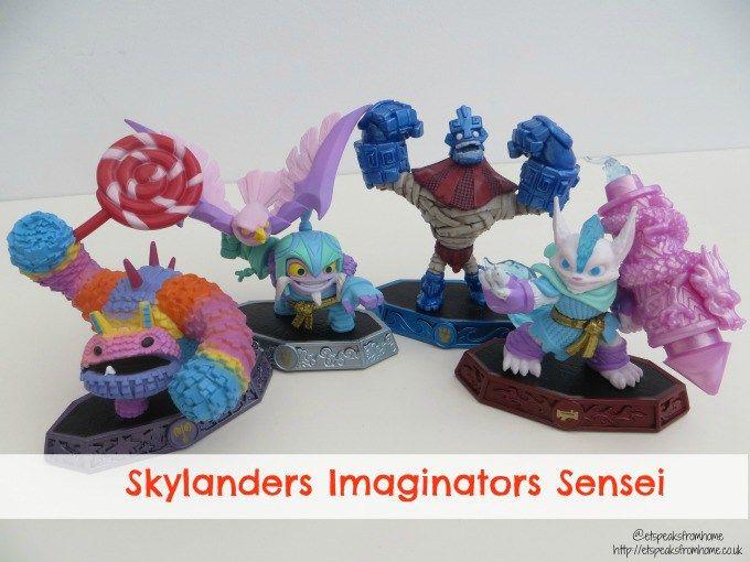 E: 21/05 Win 2 New Skylanders Imaginators Easter Special Characters http://etspeaksfromhome.co.uk/2017/04/new-skylanders-imaginators-easter-edition-sensei.html