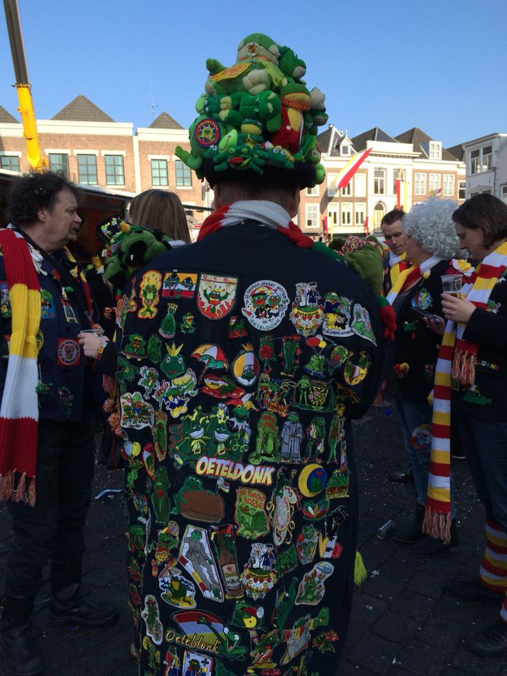 Carnaval in Den Bosch, Netherlands