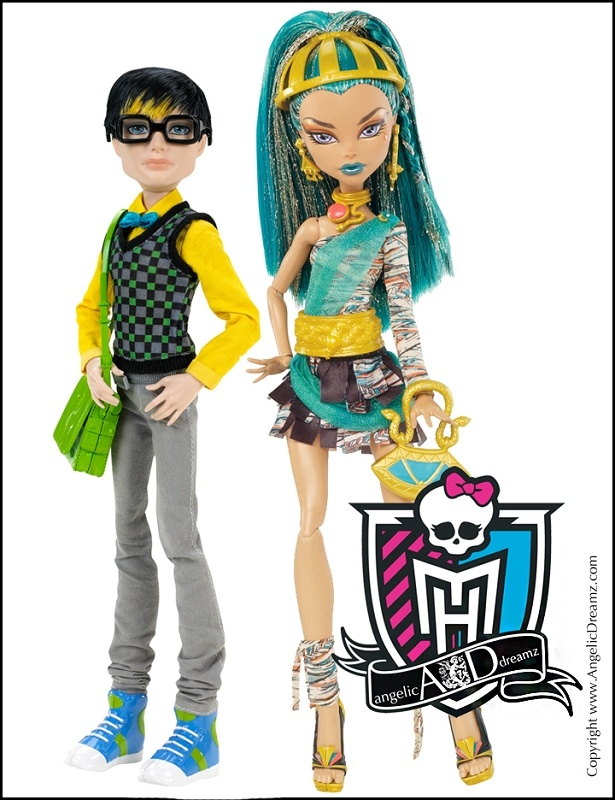 17 best images about sierra s monster high board on - Monster high jackson ...