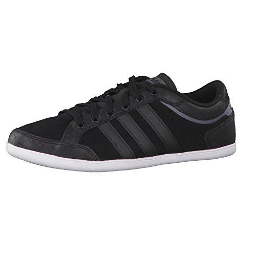 adidas Herren Unwind Turnschuhe, Negro (Negbas / Negbas / Plomo), 40 2/3 EU - http://uhr.haus/adidas/adidas-herren-unwind-turnschuhe-negro-negbas-40-2