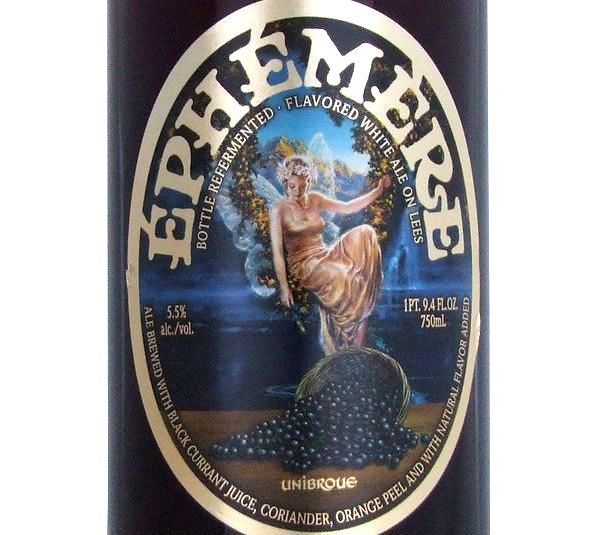 Unibroue Éphémère Cassis 750ml Beer in New Zealand - http://www.nlbeer.co.nz/beer-from-netherlands-in-nz/unibroue-ephemere-cassis-750ml-beer-in-new-zealand/ #NL #Netherlands #beer #NewZealand