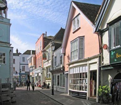 Faversham, England