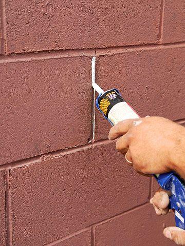 Best 25 concrete blocks ideas on pinterest diy kiln - Painting cinder block exterior walls ...