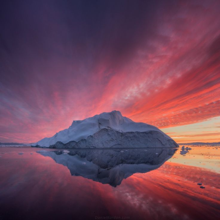 Photographer Daniel Kordan Reveals the Spectacular Beauty of Greenland