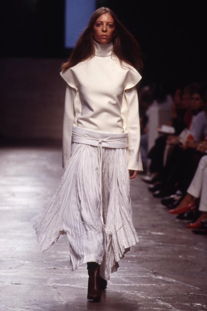 Balenciaga, Nicolas Ghesquière ss1999