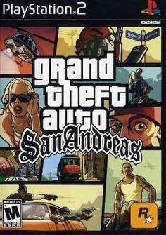 Descargar GTA San Andreas en Inglés Full descargar Grand Theft Auto San Andreas con crack gratis   PlayStation 2 - Juegos Full
