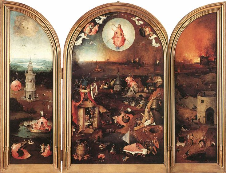 bosch the last judgment | The Last Judgement""