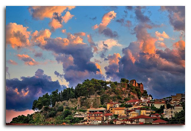 Parga's castle | Flickr - Photo Sharing!