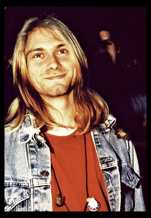 Kurt Cobain,Seattle, Washington, 1989.
