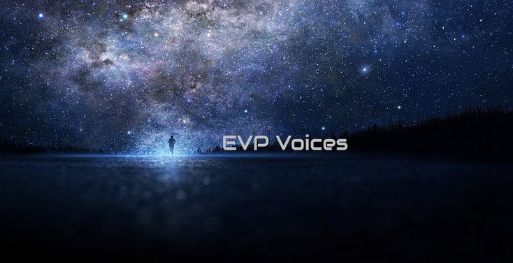 EVP Voices is dedicated to researching Electronic Voice Phenomena using modern recording devices.