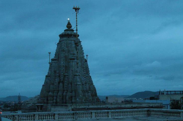 Temple Udaipur, India 2012