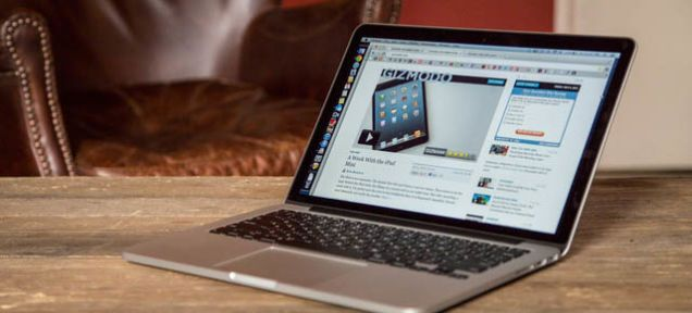 New Retina MacBook Pros: Faster Chips, More Memory, Slightly Cheaper
