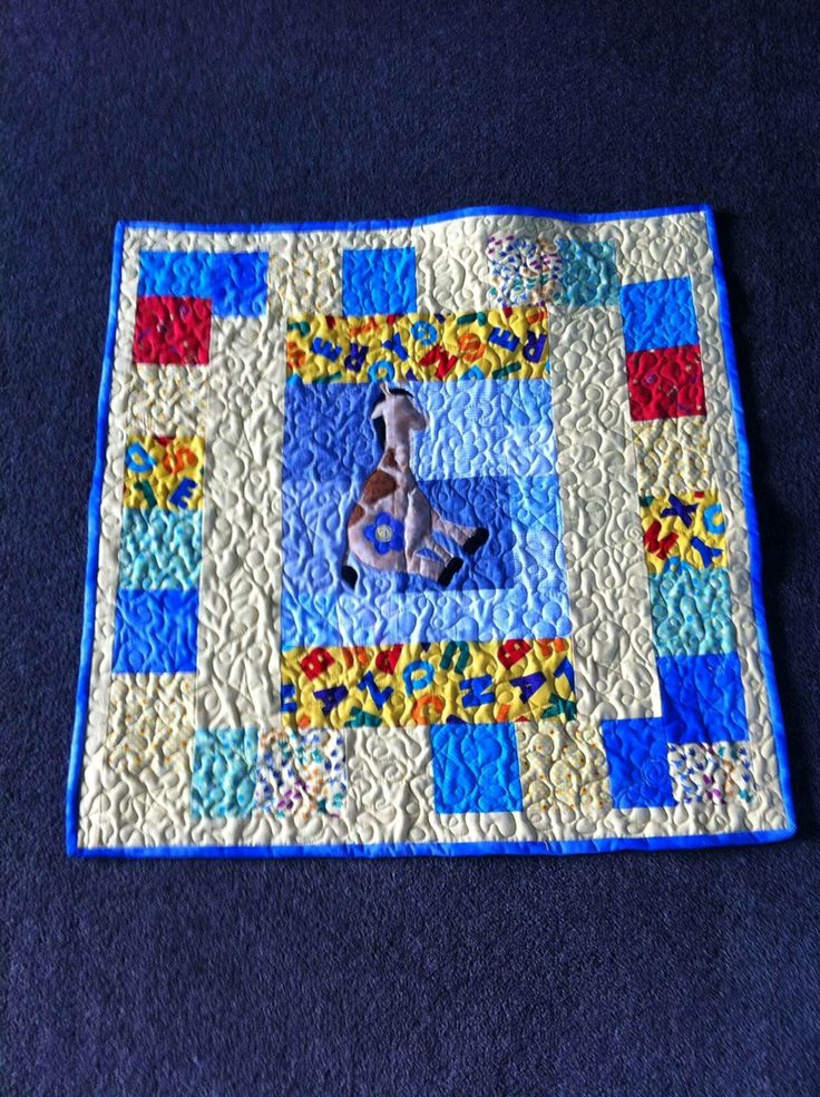 Small cot Quilt
