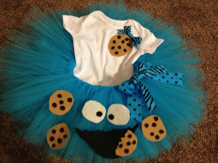 cookie monster made for one of my costumers :)