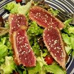 Spicy Rub for Seared Tuna Steaks Recipe