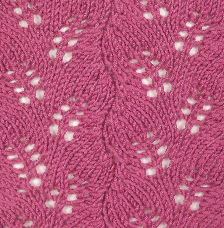 1000+ images about February2012 Knitting Stitch Patterns ...
